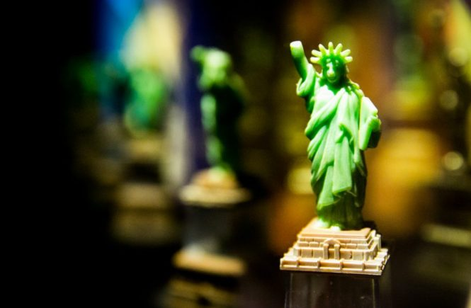 Statue of Liberty gift shop