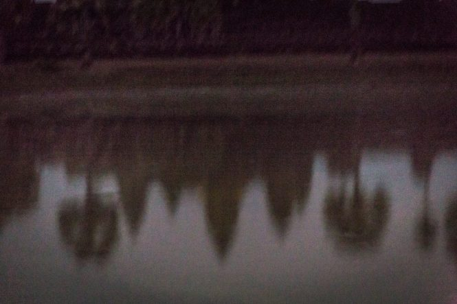 Angkor Wat reflected in pond for an article on Angkor Wat sunrise strategies