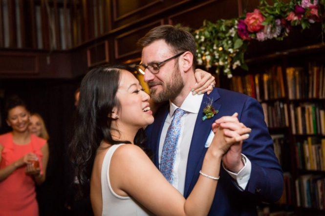 First dance at a SoHo wedding