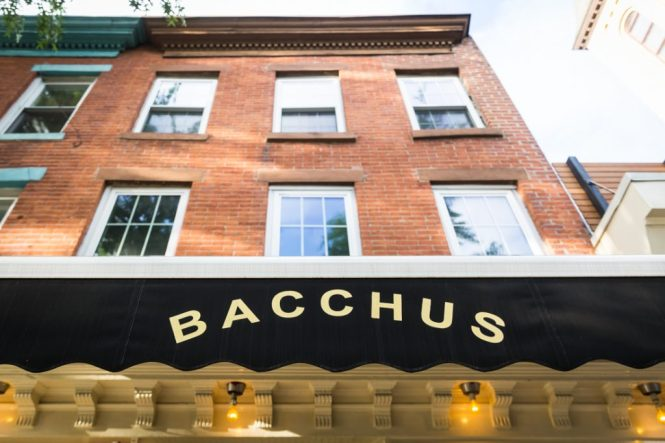 Bacchus Bistro and Wine Bar