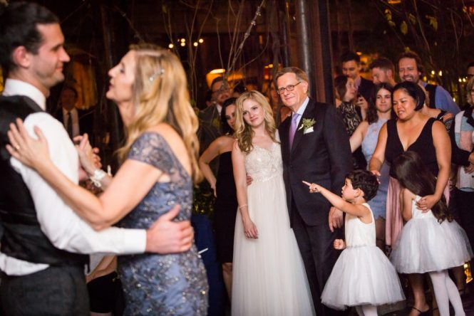 Mother-son dance at at a Gallow Green wedding