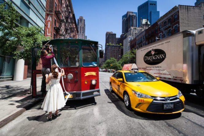 Ladies Pavilion wedding by NYC wedding photojournalist, Kelly Williams