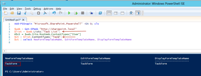 SharePoint 2013 List Forms: New Small Framework Project to Store