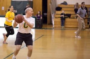 6th Grade Student Teacher Basketball