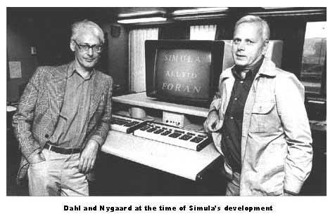 Dahl and Nygaard