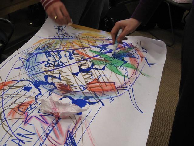 Repost: Collaboration, Cooperation, Coordination, Networking (via Howard Rheingold)