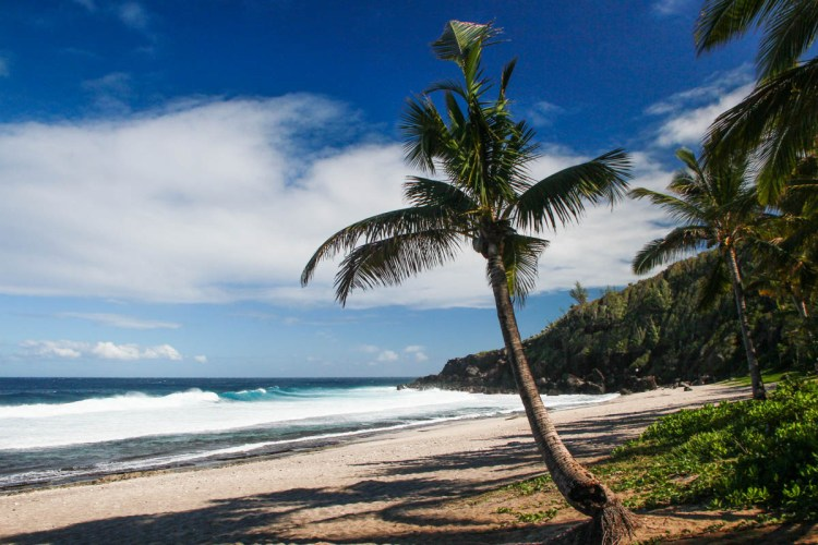 Grande Anse à la Réunion