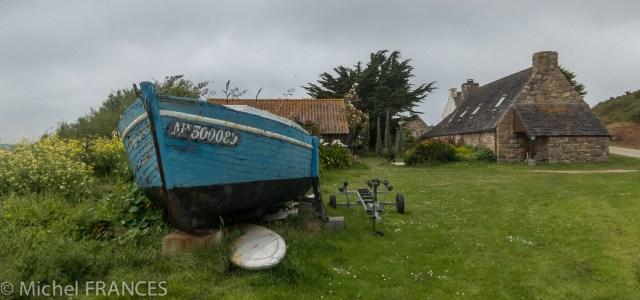 """Séquence émotion : le bateau, c'est l'""""Oiseau des îles"""" sur lequel je suis, jadis, allé à la pêche."""
