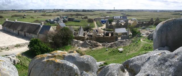 L'état du chantier en mars 2006
