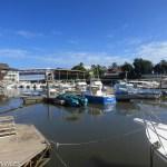 Le port de plaisance de Saint-Gilles