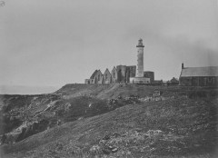 La pointe Saint-Mathieu en 1873