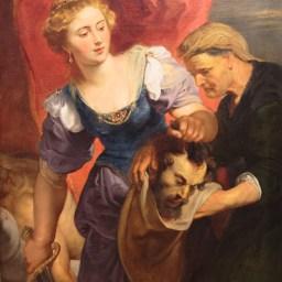 Rubens : Judith avec la tête d'Holopherne