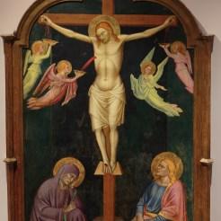 Un Christ en pitié de Giovanni da Milano