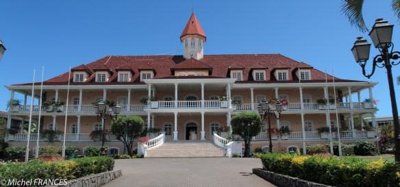 La mairie de Papeete