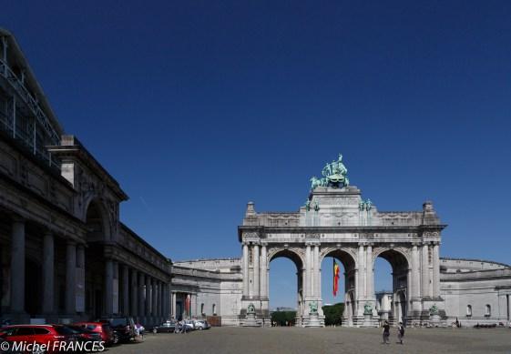 Le Palais du Cinquantenaire
