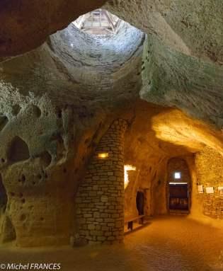 La chapelle souterraine