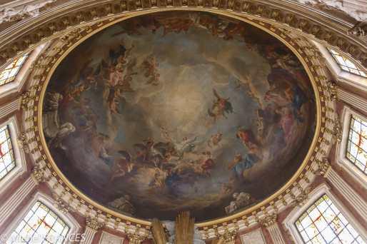Jean-Baptiste-Marie Pierre - L'Assomption de la Vierge -1752-1756