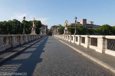 Le pont Sant'Angelo