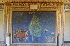 La carte de la Corse