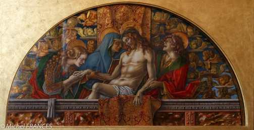 Carlo Crivelli - La Pieta