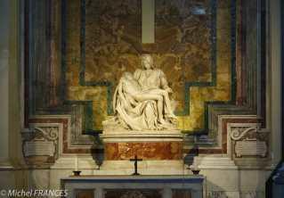 La Pieta, de Michel-Ange