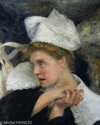 Edgard maxence - La légende bretonne - 1906