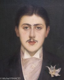 Jacques-Émile Blanche - Portrait de Marcel Prpust - 1892