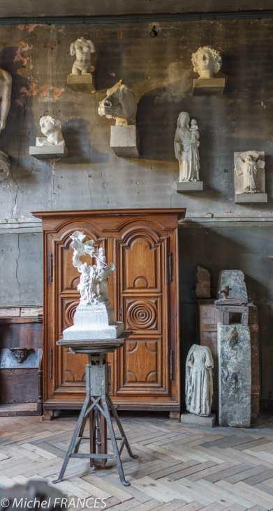 Musée Bourdelle - atelier