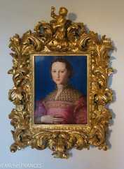 Palais Sternberg - Galerie nationale - Agnolo Bronzino - Éléonore de Tolède
