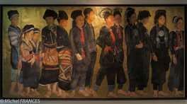 Musée du quai Branly - Peintures des lointains