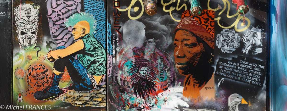 Le Lavo//Matik : la rue de l'art de rue