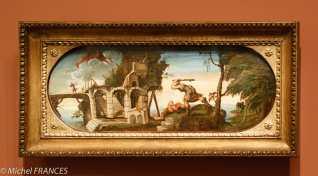 Musée du Luxembourg - Tintoret, naissance d'un génie - Caïn et Abel - vers 1538-1539