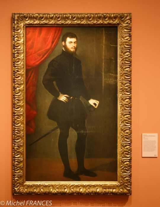 Musée du Luxembourg - Tintoret, naissance d'un génie -