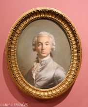 expo Pastels - Joseph Boze - Autoportrait