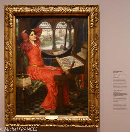 Toronto - AGO arts gallery of Ontario - John William Waterhouse