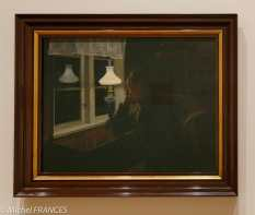 musée des beaux-arts d'Ottawa - Collection Ordrupgaard - Laurits Andersen Ring - Solitude - 1899
