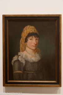 musée des beaux-arts d'Ottawa - Louis Dulongpré - Julie Boucher de La Perrière - vers 1805