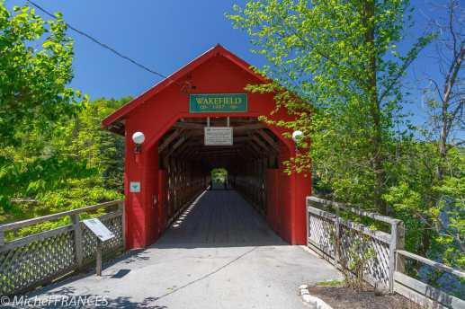 Pont couvert de Wakefield