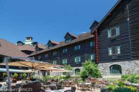 Montebello - l'hôtel Fairmont