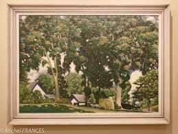 musée des beaux-arts de Montréal - Marc-Aurèle Fortin - Ferme à Sainte-Rose - entre 1923 et 1930