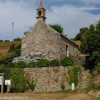 Chapelle Saint-Gildas à Lanildut