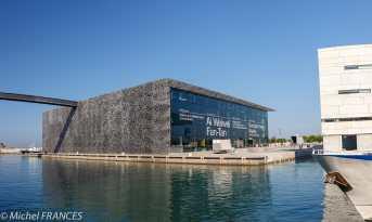 Marseille - MUCEM - Fort St Jean -