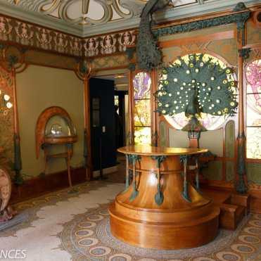 Musée Carnavalet - Décors de la bijouterie Fouquet