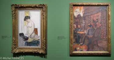 Pierre Bonnard - Édouard Vuillard