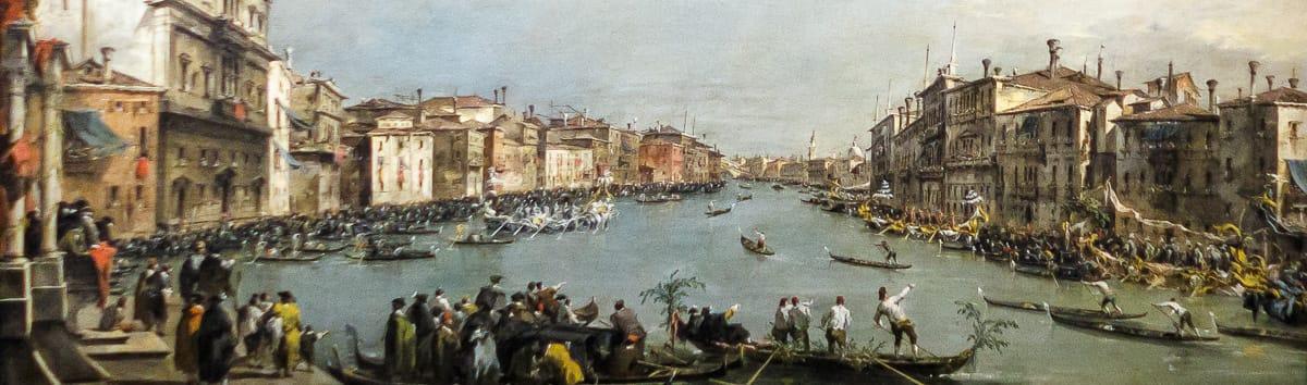 Venise éblouit le Grand Palais !