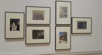 Fodation Custodia - expo Vagues de renouveau - estampes japonaises modernes 1900-1960