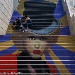 Zag et Sia - La Parisienne rue du Chevaleret paris 13