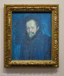 musée d'Orsay, exposition Picasso rose et bleu - Sebastia Junyent i Sans - 1903