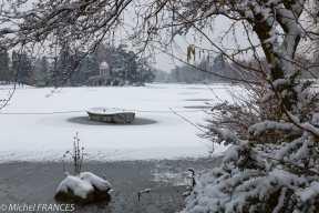 Bois de Vincennes - Hiver