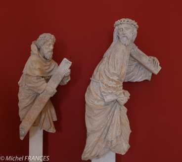 Lorraine - 1400-1430 - Le portement de Croix